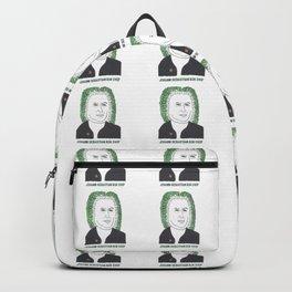 Johann Sebastian Bok Choy Backpack