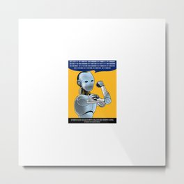 01 Metal Print