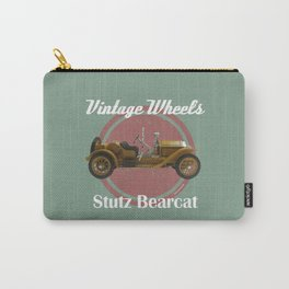 Vintage Wheels - Stutz Bearcat Carry-All Pouch