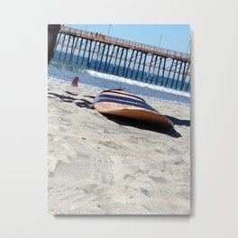 Outlook Metal Print