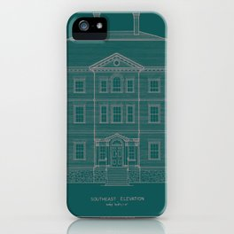 Ornate House 12 iPhone Case