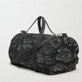 Scythe pattern Duffle Bag