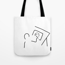 architect technical draftsmen Tote Bag