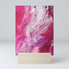 Pink lady II Mini Art Print