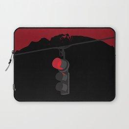 Twin Peaks Traffic Light Laptop Sleeve