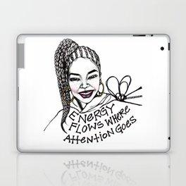 #STUKGIRL JADE Laptop & iPad Skin