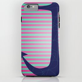 Lonely Anchor iPhone Case