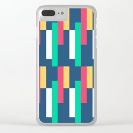 lego'd Clear iPhone Case