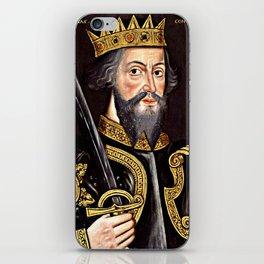 King William I, The Conqueror iPhone Skin