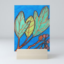 Sassafras Mini Art Print