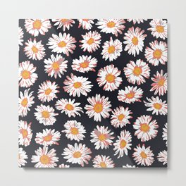 OOPS A DAISY Metal Print