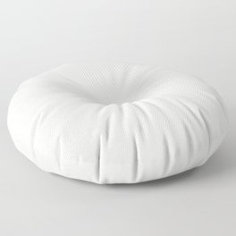 Off-white - Ghost - Powder Solid Color Parable to New Monsoon 7005-21 by Valspar Floor Pillow