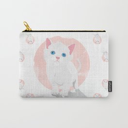 Kitten Cuteness Carry-All Pouch