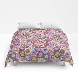 Millefiori-Coolio Colors Comforters