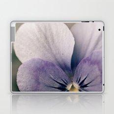 Blinking Violet Laptop & iPad Skin