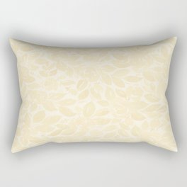 Elegant watercolor floral pattern, Remy Rectangular Pillow