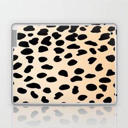 Leopard animal print Laptop & iPad Skin