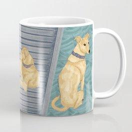 Bamboo the Boat Dog Coffee Mug