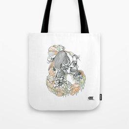 H (er) Tote Bag