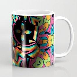 Fancy Skull Coffee Mug