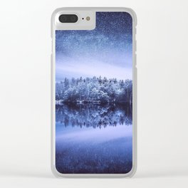 Vanajavesi lake Finland Clear iPhone Case