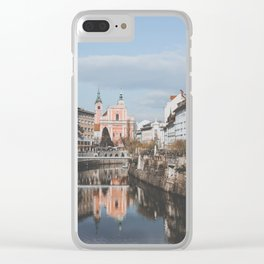 Ljubljana, Slovenia III Clear iPhone Case