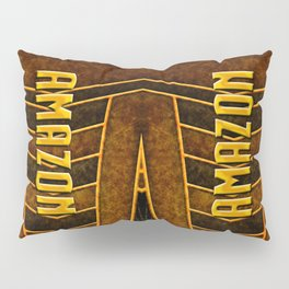 I Am An Amazon Leathers Pillow Sham