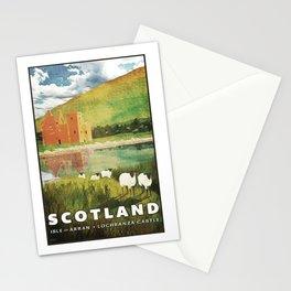 Scotland, Isle of Arran Stationery Cards