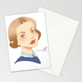 Jane Eyre Stationery Cards