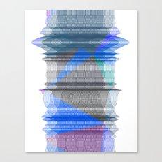 PIPELINE RESONANCE Canvas Print
