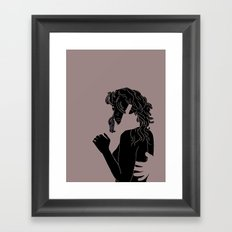 this is my truth tell me yours Framed Art Print