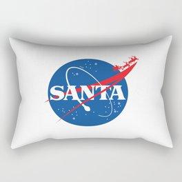 S.A.N.T.A Rectangular Pillow