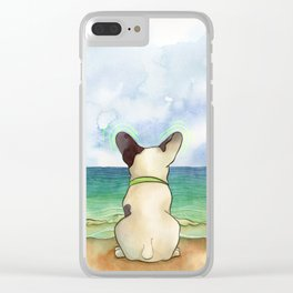 Bubba Vibes Clear iPhone Case