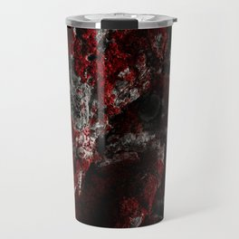 Sardinia Red Rock Travel Mug