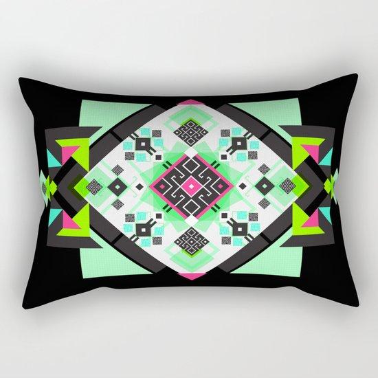 ::: Space Rug3 ::: Rectangular Pillow
