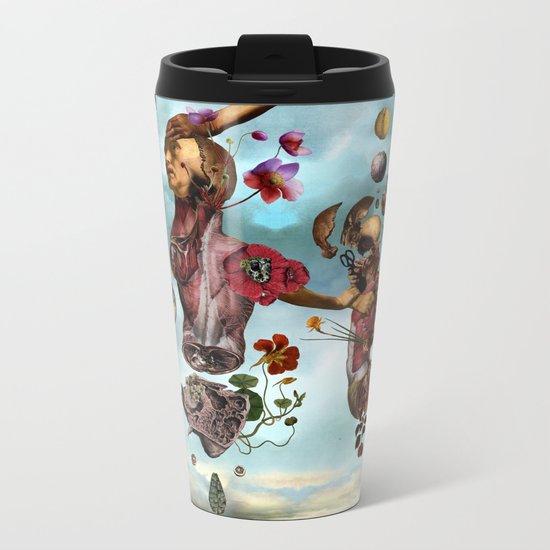 Narycova Metal Travel Mug