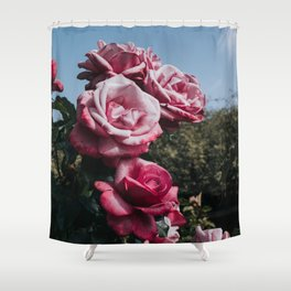 Flower Photography by Nathan Dumlao Shower Curtain
