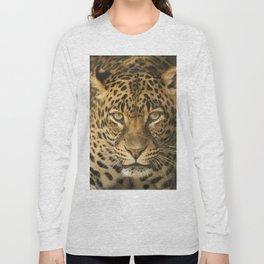 Dangerous leopard Long Sleeve T-shirt