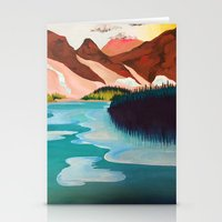 outdoor Stationery Cards featuring Outdoor by salauliamusu