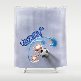 Jaden Shower Curtain