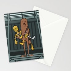 EP5 : Chewie & C3PO Stationery Cards