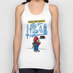 Weapon of Choice Unisex Tank Top