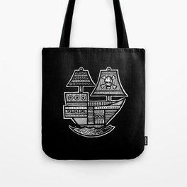 Pirate Ship - Hollow Soul Tote Bag