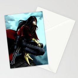 FFVII - Vincent Stationery Cards