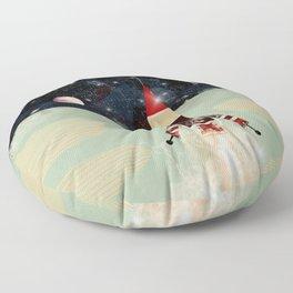 explorer 1 Floor Pillow