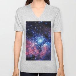 Extreme Star Cluster Unisex V-Neck