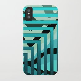 TOPOGRAPHY 2017-007 iPhone Case