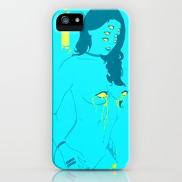Inhuman Needs iPhone Case