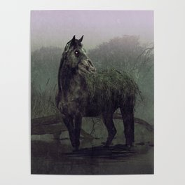 The Water Kelpie Poster