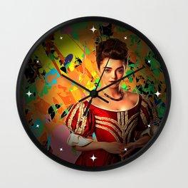 Maisie Williams - Celebrity Art Wall Clock